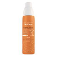 AVENE SOL SPRAY FP20 200ML