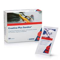 CREATINA PLUS SANDOZ 20BUST 6G